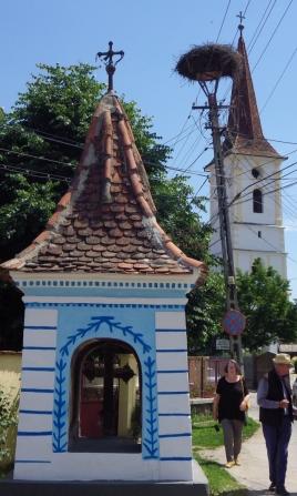 Sibiel shrine etc