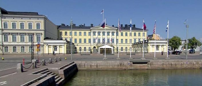 presidential Palace Helsinki