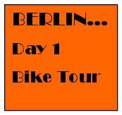 Berlin menu 1