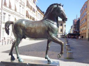 copy of Byzantine Horse