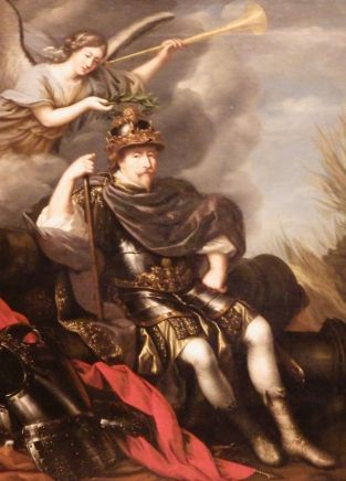 Gustavus II Adolphus 17th century