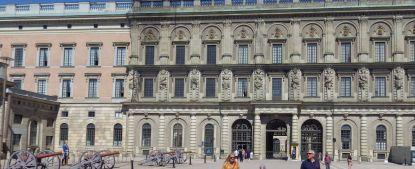 Royal Palace o Stockholm
