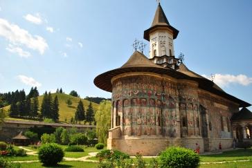 Sucevita-Monasterz