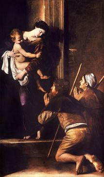 300px-Madonna_di_Loreto-Caravaggio_(c.1604-6)