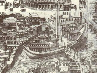 Tiberina Isola2 1561 obelisk mast