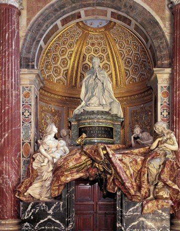tomb-alexander-vii-gian-lorenzo-bernini-st-peters-basilica