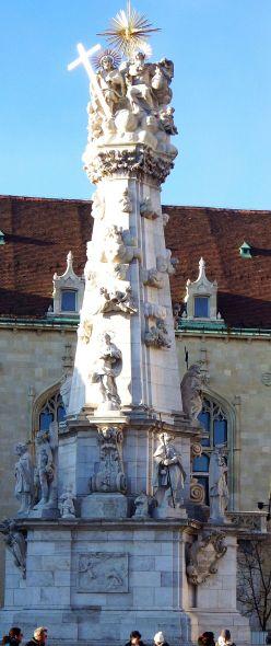 Buda Plague Monument