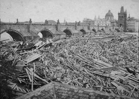 Charles Bridge 1872
