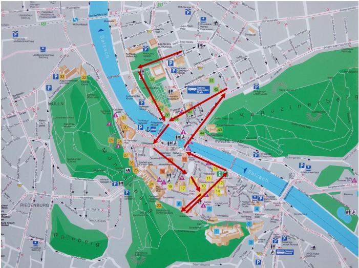 Salzburg Map 2