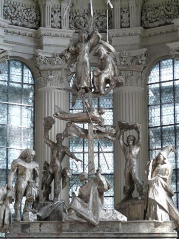 sculpture st stephens