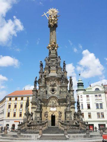 holy trinity column_olomouc czech 2
