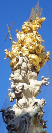 plague column vienna 5