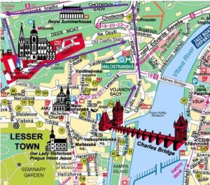 prague map 45a