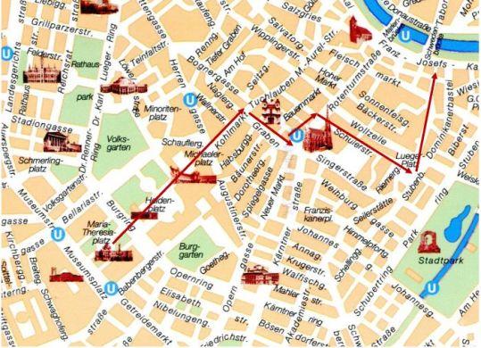 vienna map 2