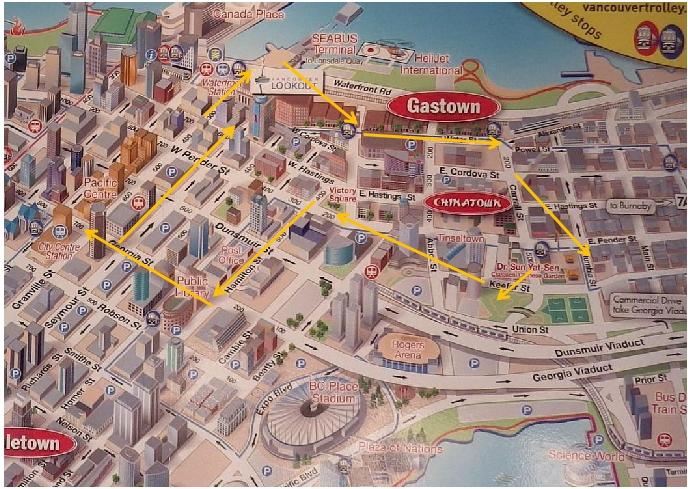 Gastown Walk