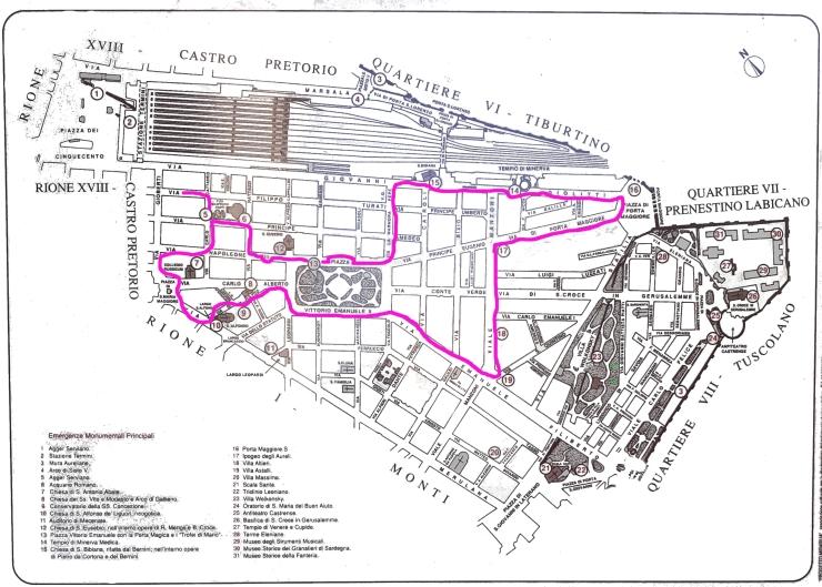 Esquilino Map 2