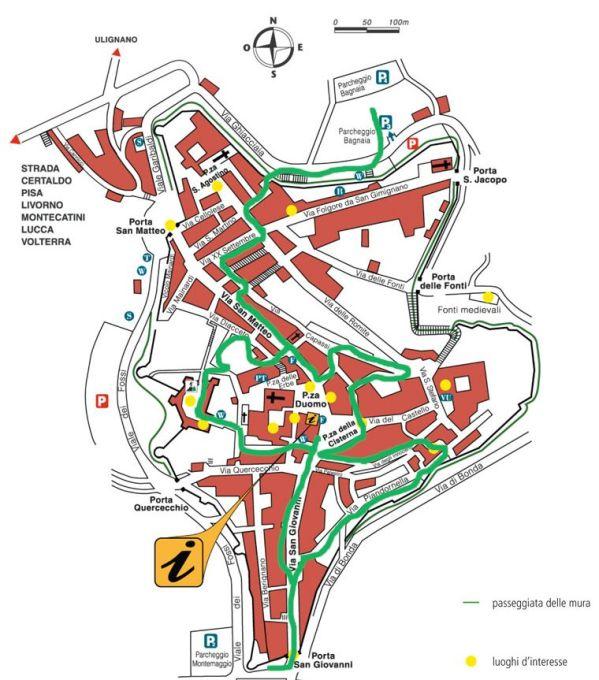 San Gimignano Walk 2019