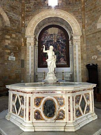 Volterra Baptistry