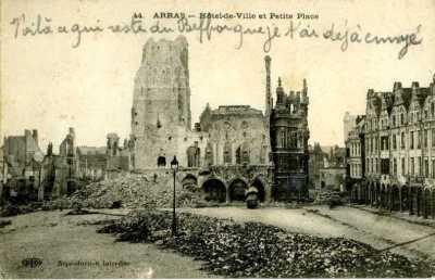 Arras-beffroi