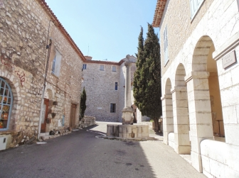 Gourdon, Provence-Alpes-Cote d´Azur France