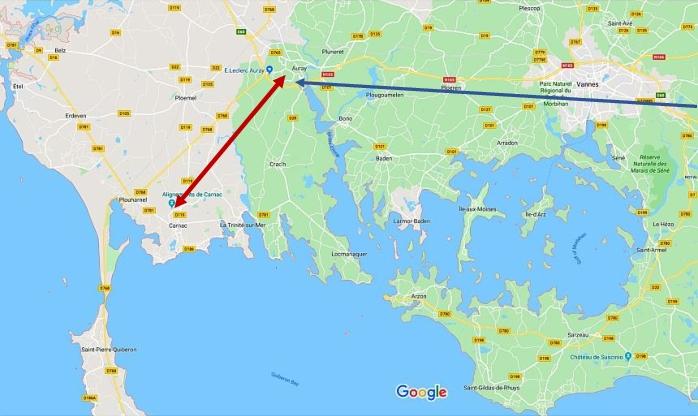 Auray Map11