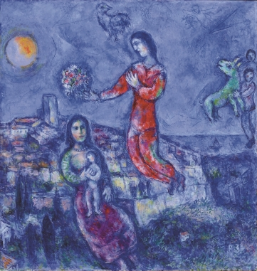 Marc Chagal 1