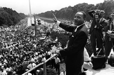 FILES-BIO-MARTIN LUTHER KING-MARCH ON WASHINGTON