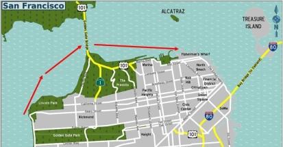 Seal map