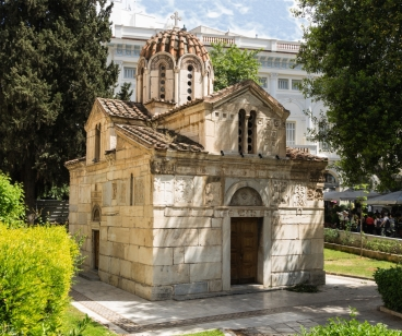 Little Metropolis Church Athens a