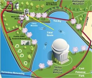 MLK map