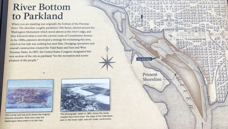 River Bottom to Parkland Marker