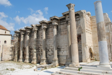 Hadrian's Library a