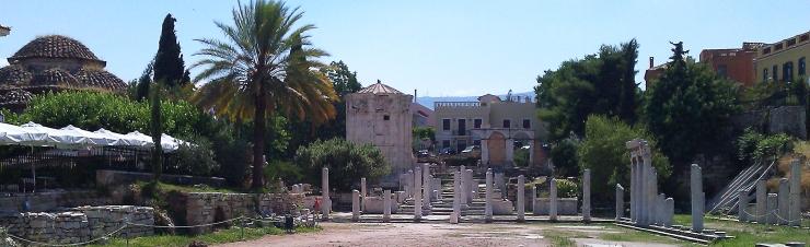 Roman Agora #27a