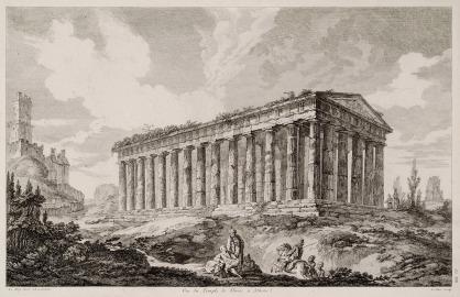 temple of Hephaistos 1770