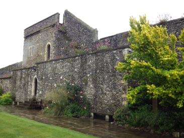 Memorial Garden & Bastion Tower 2 a