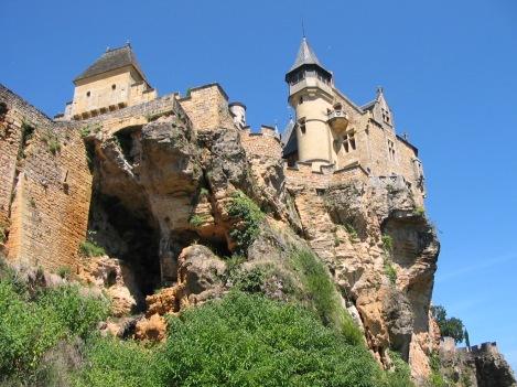 Château de Montfort (Vitrac)