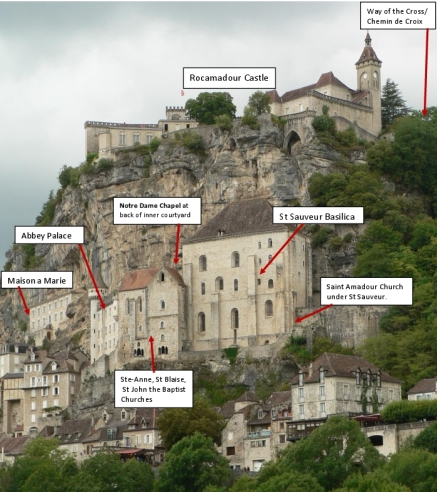 0 Rocamadour Labelled