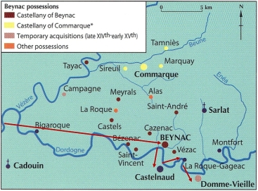 0 Traveling the Dordogne River