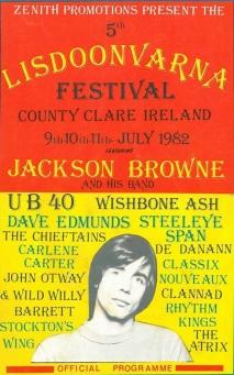 0 Lisdoonvarna Music poster 3