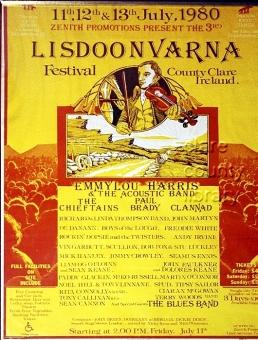 0 Lisdoonvarna Music poster