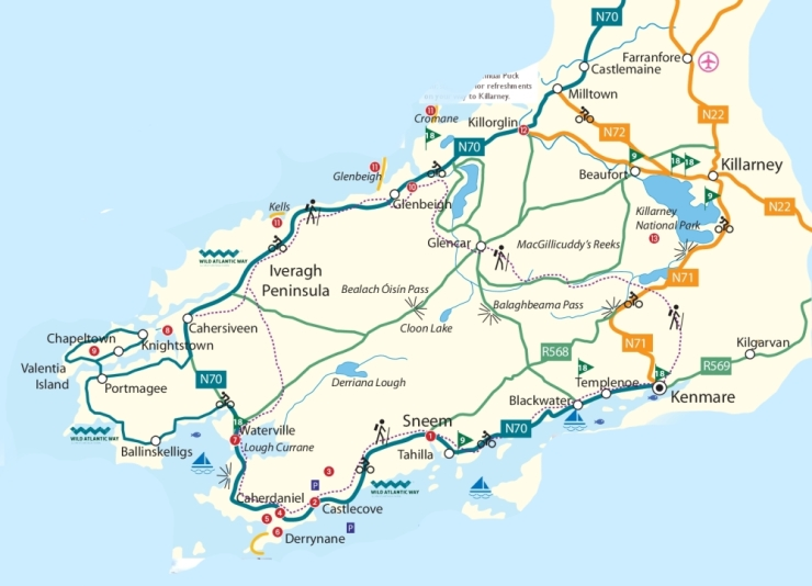 0 Ring of Kerry_Map 18 2