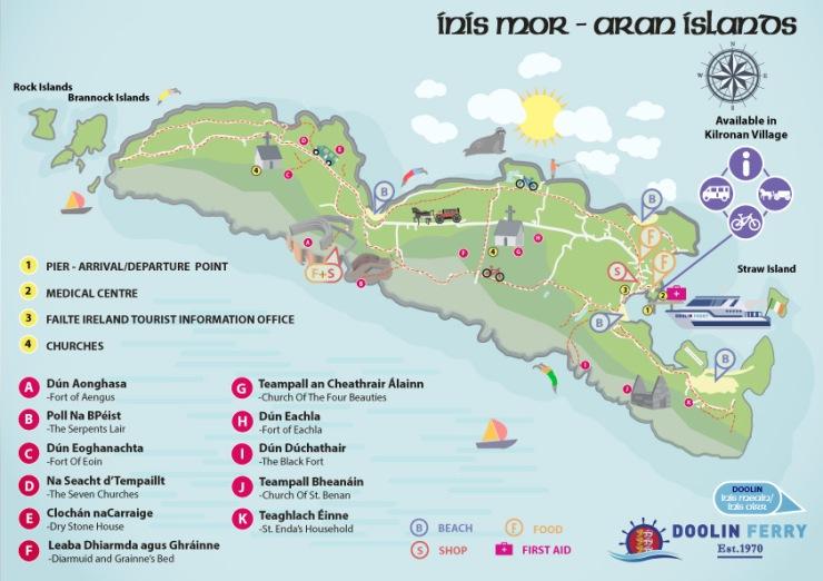 ARAN-ISLAND-MAP 3 INIS-MOR