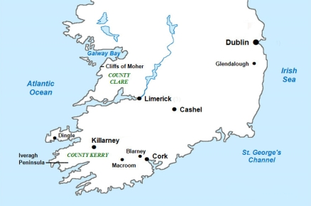 ireland map 1